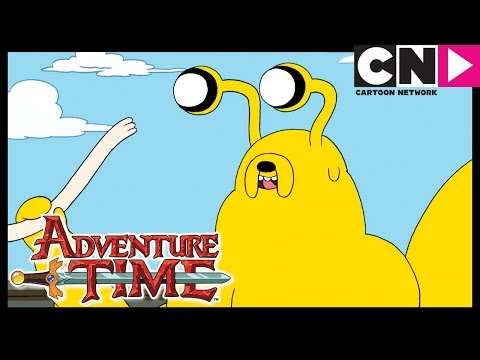 Adventure Time Season 2 | Slow Love (Clip) | Cartoon Network