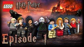 Épisode 1 - Des jours sombres [Série] LEGO Harry Potter : Années 5 à 7