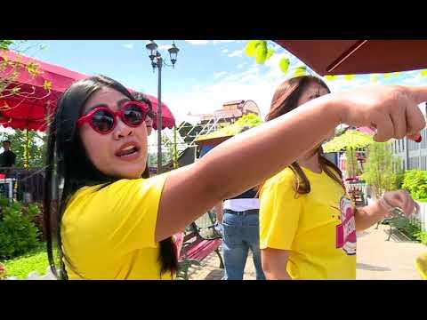 MISSION X - Boiyen Iri Liat Aldi Dan Nabila Gandengan (6/1/18) Part 1