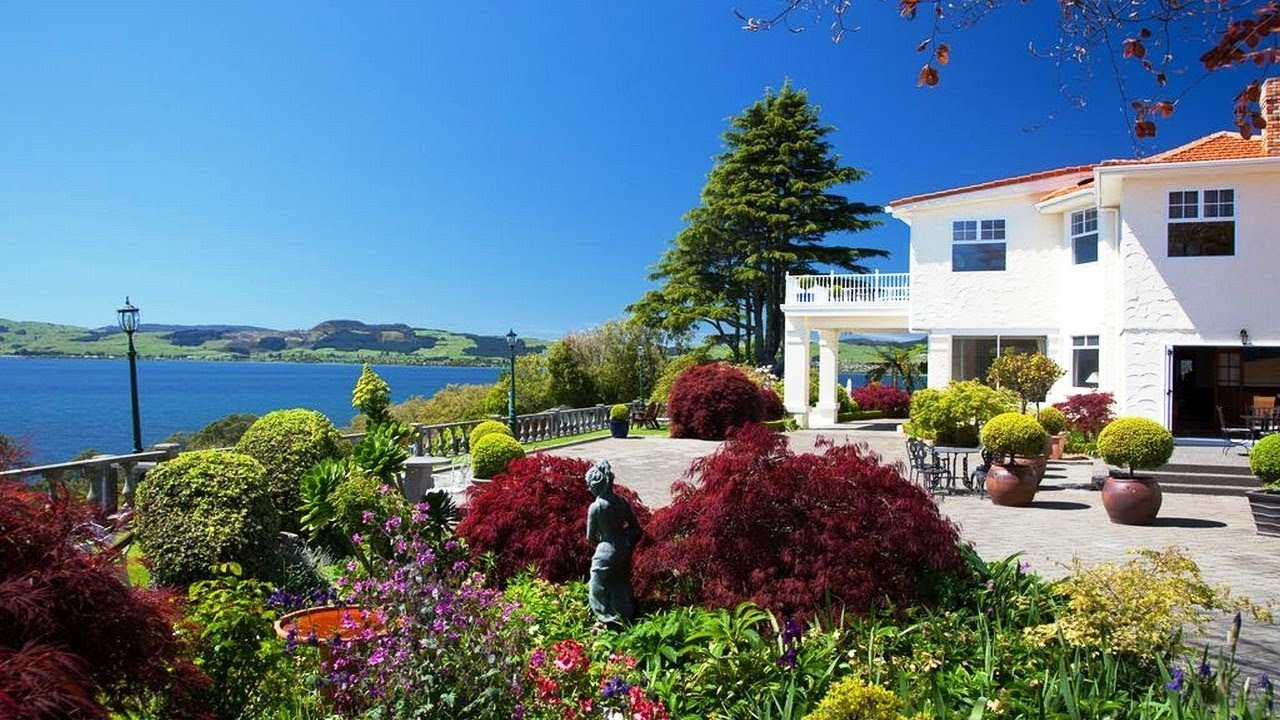 Top10 Recommended Hotels In Rotorua Bay Of Plenty New Zealand