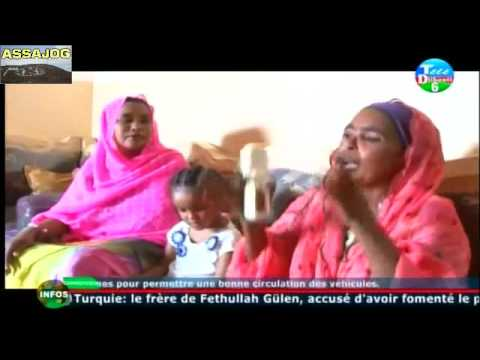 Djibouti: Telefilm Somali Nasiib Cudoon iyo Calaf Jacayl- 2e Partie