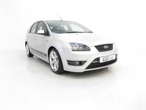 A Sparkling Ford Focus ST225 with 36,406 Miles and Full Service History - SOLD!