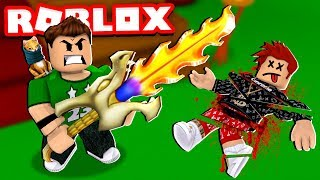 WE GET THE MOST face WEAPON OF ROBLOX !!