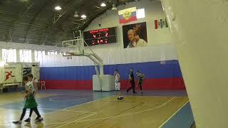 Баскетбол Первенство России Новосибирск Союз- АлтайБаскет