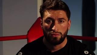 Ben Saddik biedt fans excuses aan voor spugen naar Verhoeven