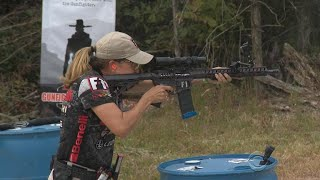 Women sharpshooters, who used to hate guns, explain their love for the AR-15 rifle