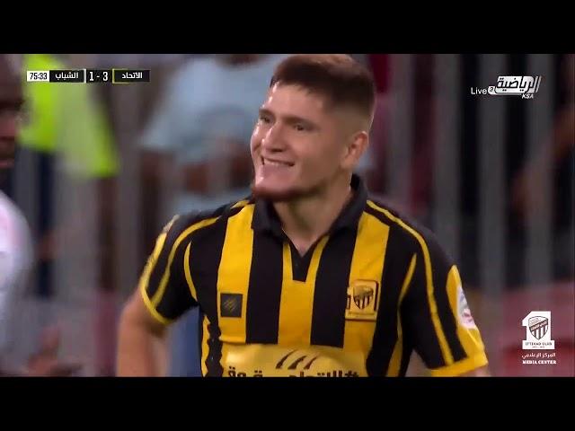 الدقائق المجنونة من الدقيقة 71 إلى الدقيقة 80 من مباراة الاتحاد × الشباب دوري الأمير محمد بن سلمان