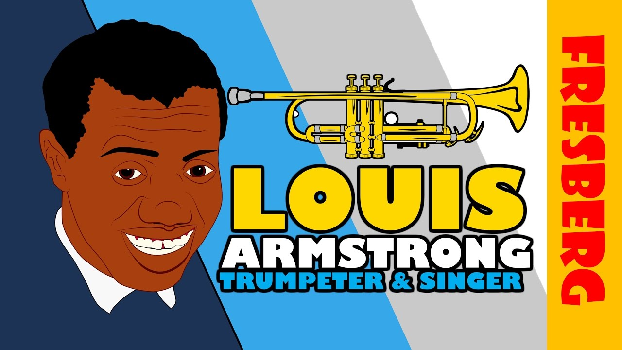 celebrate black history month louis armstrong biography