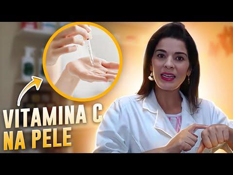 VITAMINA C na Pele | A Vitamina C é Antioxidante, clareador de pele e possui outros benefícios