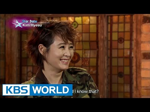 Guerilla Date with Kim Hyesu (Entertainment Weekly / 2015.05.01)