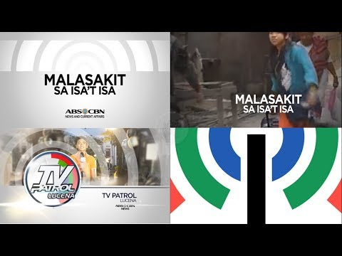 ABS CBN News Bumper with Program Sched Bumper 2014