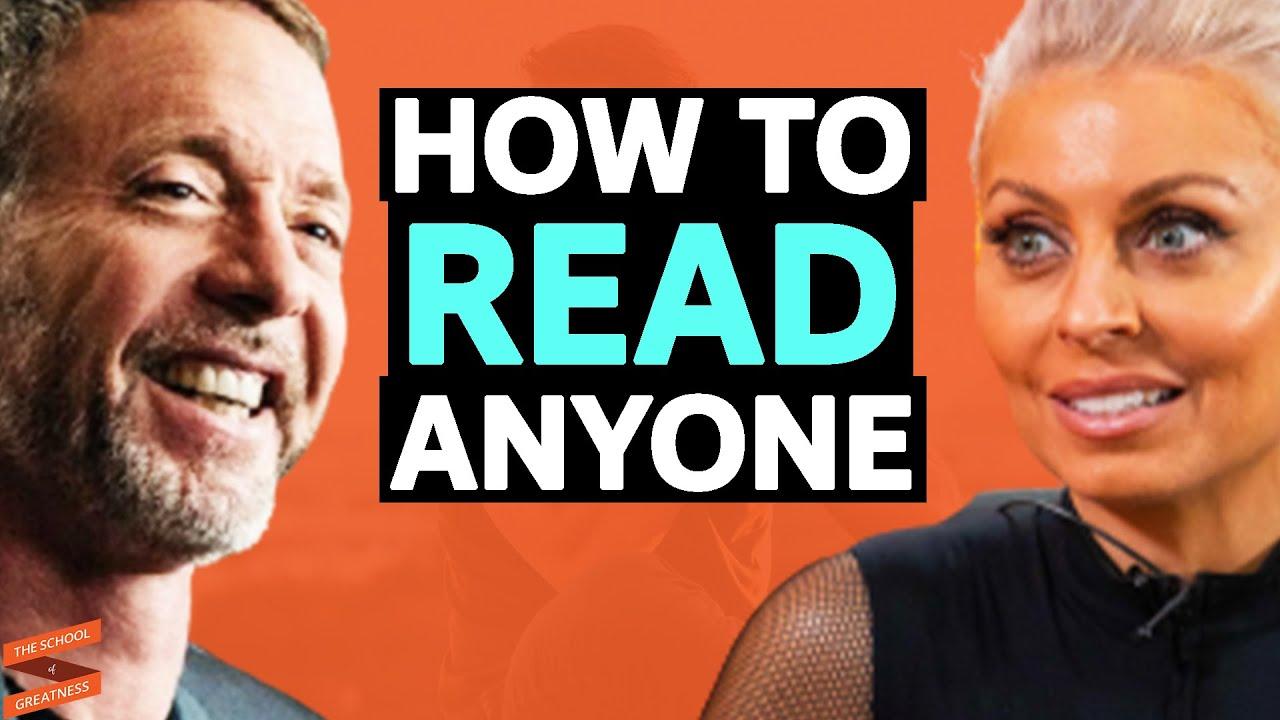 5 Psychological Tricks To READ ANYONE! | Evy Poumpouras & Chris Voss