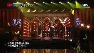 SBS [KPOPSTAR3] - 시즌1 우승자 박지민(15u0026) 신곡 공개, '티가 나나봐'