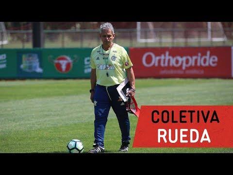Coletiva de Imprensa - Reinaldo Rueda (09/10/17)