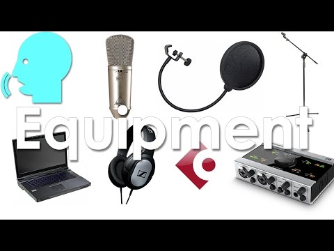 Vocal Recording Equipment - VoxFX Ep. 8