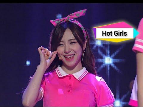 AOA - Short Hair, 에이오에이 - 단발머리, Show Champion 20140702