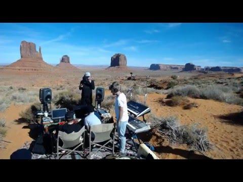 Avicii Live @ Monument Valley #thecrowningofprinceliam