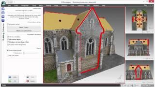 Building Extractor - 3DReshaper 2015