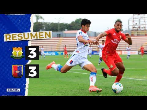 Sport Huancayo Alianza Huanuco Goals And Highlights
