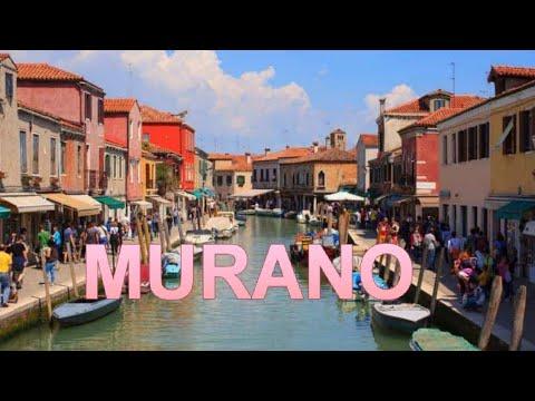VENICE, Murano island