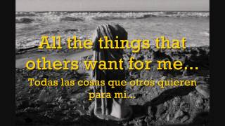 Pearl Jam - Corduroy - Letras en español e inglés
