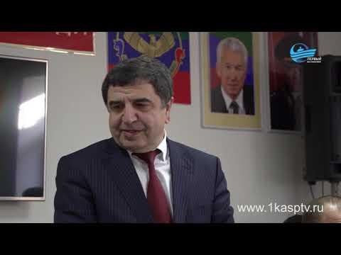 Их цель – служение народу и закону. День полиции отметили в Каспийске