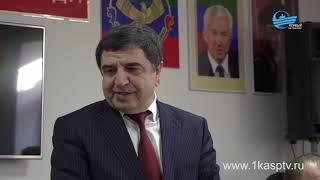 Их цель – служение народу и закону  День полиции отметили в Каспийске