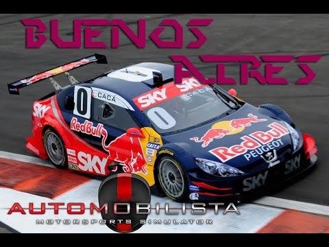 CAMPEONATO   Stock V8 @ Buenos Aires  Segunda carrera oficial