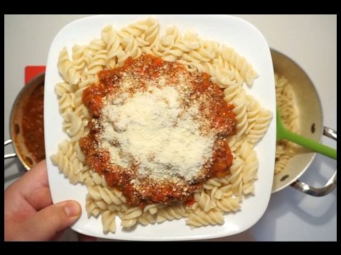 how to make authentic pasta sauce
