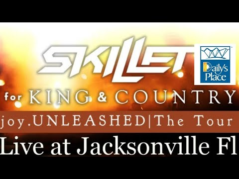 🔴Joy Unleashed Tour Jacksonville Fl Live Stream 5-4-18