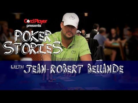 Poker Stories: Jean-Robert Bellande (PODCAST)