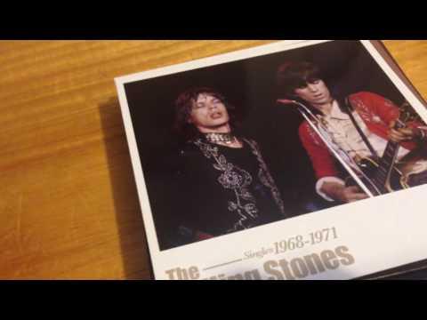 Rolling Stones Singles 68-71