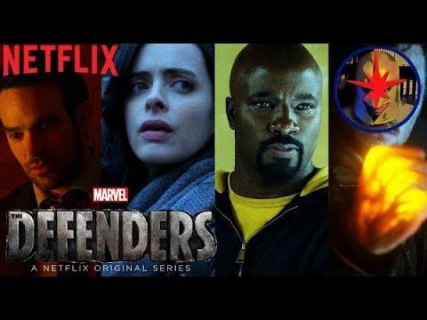 DEFENDERS - poprawna produkcja, która nie budzi żadnych emocji.