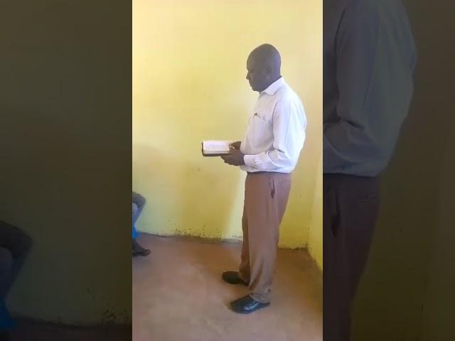 Worship WFF Moi's Bridge Kenya Children Bible Study 2 18 2018