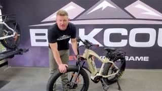 Bakcou eBike: Front Wheel Quick Release