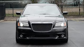 2013 Chrysler 300 SRT8 - WINDING ROAD POV Test Drive