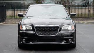 2013 Chrysler 300 SRT8 - WR TV POV Test Drive