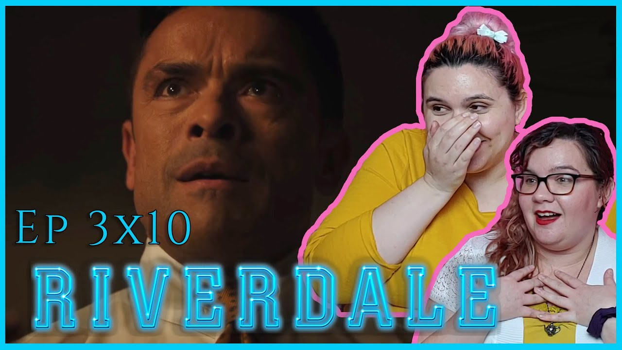 "Download Riverdale 3x10 Reaction ""The Stranger"""