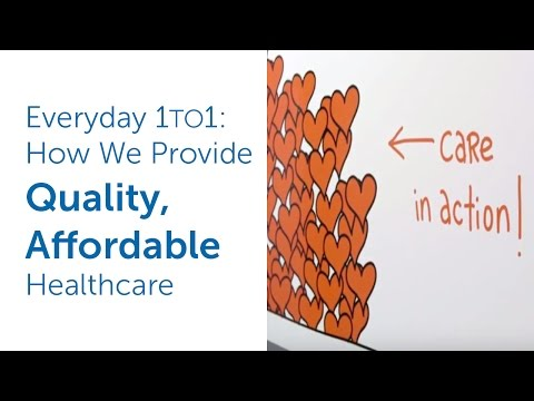 Everyday 1to1: How We Provide Quality, Affordable Healthcare