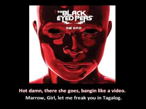 "Black Eyed Peas - ""Mare"" Lyrics"