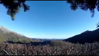 Earthquake Italy 2016 - Hunters film strong earthquake in Italy 6.5 M