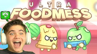 Ultra Foodmess Party Game with HobbyGaming