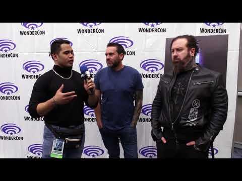 WonderCon2018 Star Trek Discovery   James Mackinnon and Glenn Hetrick