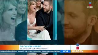 Calvin Harris se disculpa por declaraciones contra Taylor Swift | Imagen Noticias con Francisco Zea