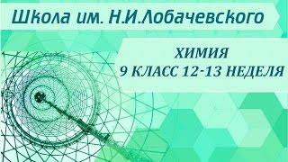 Химия 9 класс 12-13 неделя Неметаллы. Водород