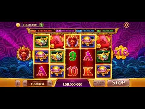 Jackpot Slot Dragon Merah Di Higgs Domino Qq Youtube