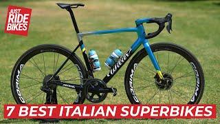 Top 7 Italian Superbikes - 2021 Giro d'Italia bike special