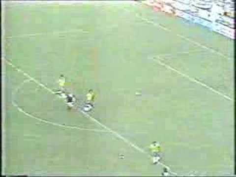 david narey of scotland against brazil world cup s...