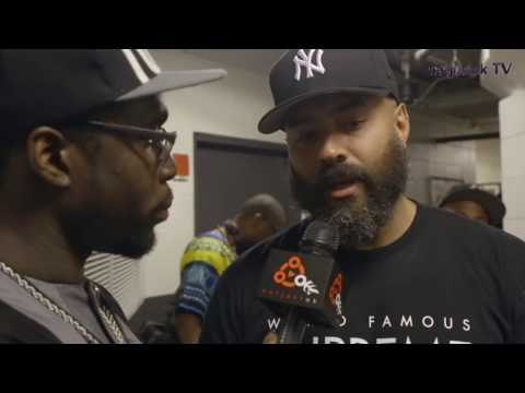 """All The Music We Love, Hip-Hop, Reggae Is From Africa"" - Ebro of Hot 97 & Beats1 
