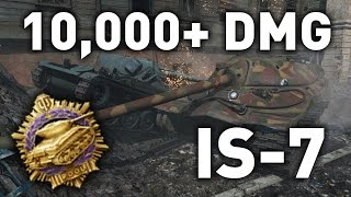 World of Tanks || IS-7 - Monkeys are cool?